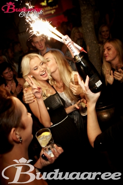 ГАЛЕРЕЯ: Buduaar Girls Night в клубе Театр