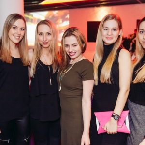 "Галерея: AB Fashion Design с коллекцией ""POISON"" на стильном вечере CAMPARI SOIRÉE"