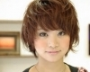 Asian Short Hairstyles Women