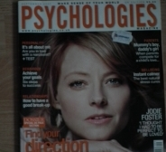 PSYCHOLOGIES magazine sept 2007