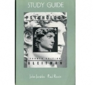 Study Guide, Gleitman Psychology, Fourth Edition