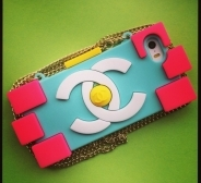 iPhone 5/5s Chanel silikoon korpus