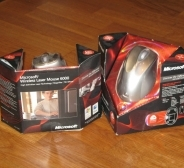 Wireless Laser Mouse 6000