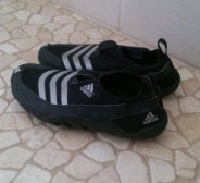 15.-!  Adidas veetennised/tennised nr38