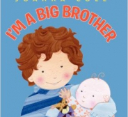 "raamat ""Im A Big Brother"""