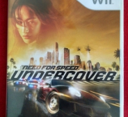 Wii mäng Need for speed undercover