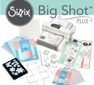 Ostan Sizzix Big Shot Plus & Starter Kit masina