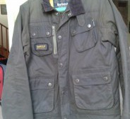 Barbour jope 10-11a