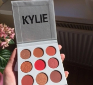 Kylie Jenner Kyshadow Replica - The Burgundy Palette
