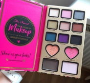 Too Faced palett (replica)
