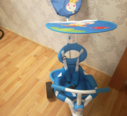 fisher price jalgratas