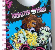 Monster High. Ukseraamat