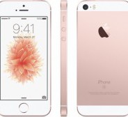 Pink gold iPhone SE - PAKU OMA HIND