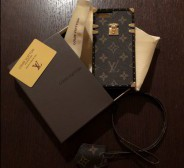 Louis Vuitton ümbris iPhone 7 Plus / iPhone 8 Plus mudelile *TÕELINE LUKSUS*