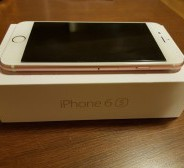 iPhone 6S Roosa 16GB