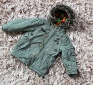 Mothercare parka s 80
