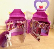 My Little Pony ponimaja/Harulduse maja