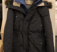 Burberry 2in1 Parka Jope