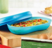 Tupperware omletivalmistaja