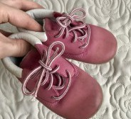Timberland baby roosad nahast papud 18,5