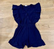 H&M playsuit XS