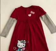 Marks & Spencer nr 98 kleit Hello Kitty