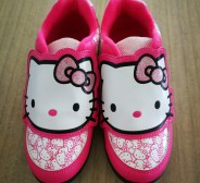 Hello kitty tossud, uk 13 (siset u 19,5-20 cm)
