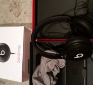 Beats EP On-Ear Headphones Black Kõrvaklapid