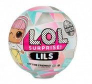 LOL Surprise Lils Winter Disco Series, www.MyBestDolls.eu