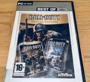 Call of Duty Deluxe Edition arvutimäng