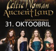 Müüa Celtic Woman'i 2 piletit