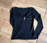 Gucci Black Viscose Shirt