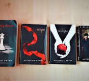 STEPHENIE MEYER komplekt TWILIGHT SAGA