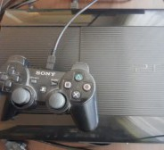 Müüa Playstation 3 konsool+pult+9 mängu