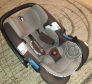 Concord Air Safe turvahäll isofix