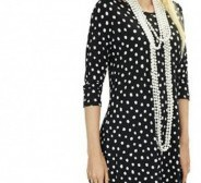 Atmosphere Polka Dots kleit (38)