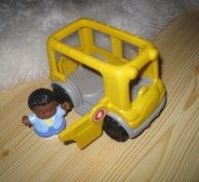 Fisher Price buss