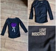 Love Moschino Long Sleeve